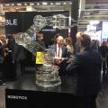 TE Plexiglasmodel Roboterarm